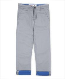 Levi's Boys Grey Trouser Grey 10/63.50CM | 9-10 Years Cotton