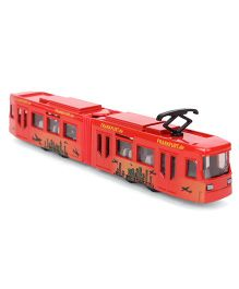 Siku Tram Toy - Red