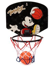 Mickey Basketball Board - Black