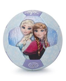 Disney Frozen Soccer Ball Blue - Size 2