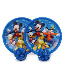 Mickey Catch Ball Set - Blue