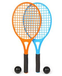 Hot Wheels Tennis Racket Set - Blue &Orange