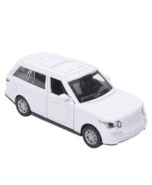 Golmaal Again Die Cast Pull Back MUV Toy Car With Openable Doors - White