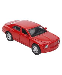 Golmaal Again Die Cast Pull Back Racing Toy Car With Openable Doors - Red