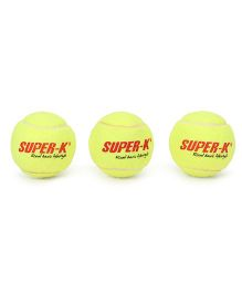 Super-K Tennis Ball - Pack Of 3