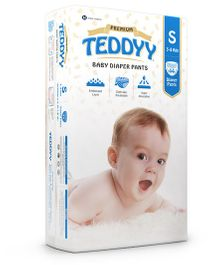 Teddyy Baby Premium Pants Small Size - 44 Pieces