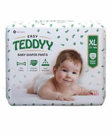 Teddyy Baby Easy Pants  Extra Large Size - 28 Pieces
