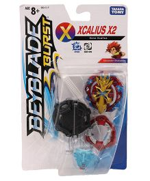 Takara Tomy Beyblade Burst Xcalius - Back Red Yellow