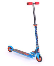 Marvel Spiderman Homecoming Design 2 Wheels Scooter - Blue