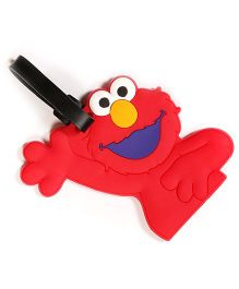 Baby Oodles Muppets Luggage Tag  - Red