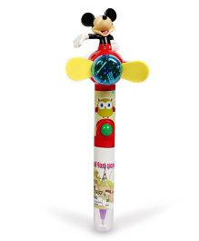 Baby Oodles 3 In 1 Writing Pen With 3D Mickey Mouse - Multicolour