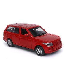 Golmaal Again Die Cast Pull Back Toy Car With Openable Doors - Red