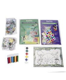 Smartivity DIY Tinkerer Mega Activity Kit - Multi Colour