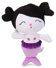 Benny & Bunny Mermaid Soft Toy Purple - 27 cm