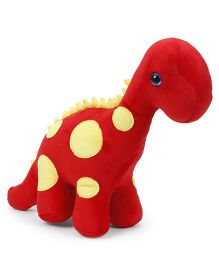 Benny & Bunny Dinosaur Soft Toy Red - 22 cm