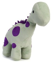 Benny & Bunny Dinosaur Soft Toy Light Green - 31 cm