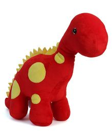 Benny & Bunny Dinosaur Soft Toy Red - 31 cm