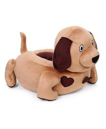 Benny & Bunny Dog Sofa Seat - Brown