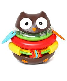 Skip Hop Explore and More Musical Owl Phone Activity Toy - Multi colour