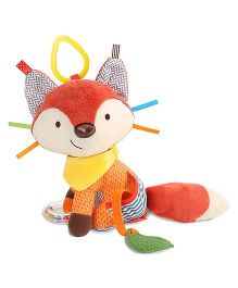 Skip Hop Activity Fox Soft Toy - Multi Colour
