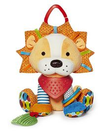 Skip Hop Activity Lion Soft Toy - Multi Colour