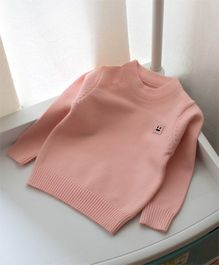 Pre Order - Awabox Basic Sweater - Pink