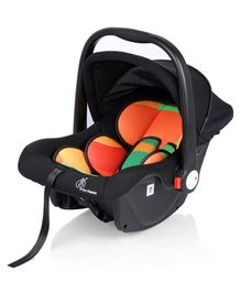 R for Rabbit Picaboo Infant Car Seat Cum Carry Cot - Red Yellow