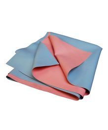 Aaram Baby Sillicon Rubber Mat Pink - 200 cm