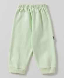 Child World Full Length Thermal Bottom - Green
