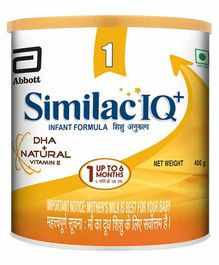 Similac IQ Plus Follow Up Formula Stage 1 - 400 grams