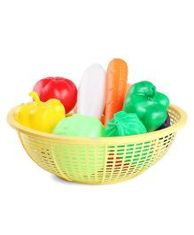 Ratnas Fresh Vegetable Basket - Multi Colour