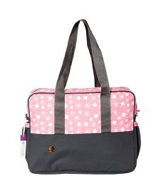 Vouch Rachell travel Duffle Baby Diaper Bag - Pink