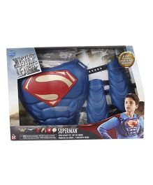 DC Comics Justice League Superman Hero Ready Set - Blue