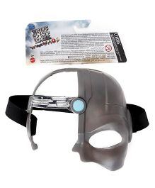 DC Comics JLM Hero Mask - Grey