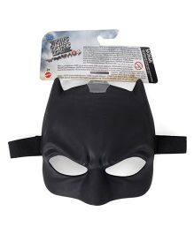 DC Comics Justice League Super Hero Mask Batman - Black
