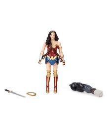 DC Comics Multiverse Wonder Woman Steppenwolf Figure - 15 cm