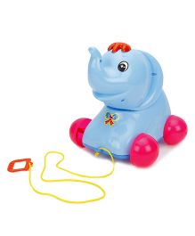Luvely Pull Along Jumbo Toy (Color May Vary)