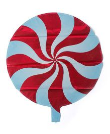 ShopAParty Lollipop Foil Balloons - Red