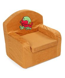 Luvely Puppy Design Kids Chair - Light Brown