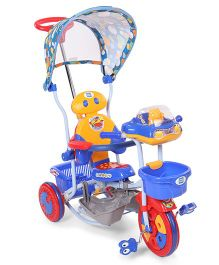 Mee Mee Lets Explore Tricycle Cum Rocker - Blue