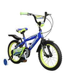 Brooks Moto Race Kids Tricycle Blue - Height 16 inches