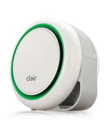 Clair BF 2025 Air Purifier With E2F Filter Technology - White