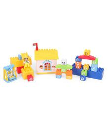 Smiles Creation Blocks Set - Multicolor