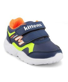 Kittens Sports Shoes - Navy