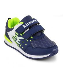 Kittens Sports Shoes - Blue
