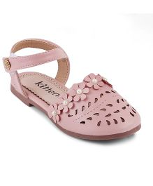 Kitten Girls Sandals - Pink