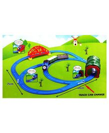 Emob Engine Roller Track Set With Light & Sound - Multi Colour