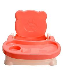 Magic Pitara Booster Dinning Chair for Kids - Pink
