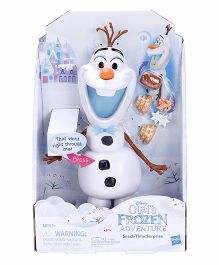 Disney Frozen Snacking And Talking Olaf - White
