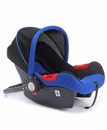 Baby Carry Cot Cum Car Seat - Blue